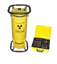 چین XXQ-2005 Portable  X-Ray Flaw Detector for weld inspection with anti - jamming تامین کننده