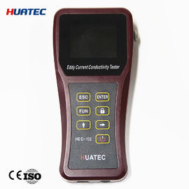 چین Electrical Eddy Current Testing Equipment HEC-102 60KHz , ndt test equipment توزیع کننده