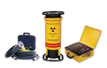 Directional Radiation Portable X-Ray Flaw Detector XXG1605 With Ceramic X - Ray Tube 160kv